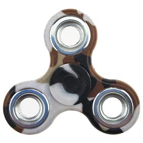 Fidget spinner - maskáčový [9041]