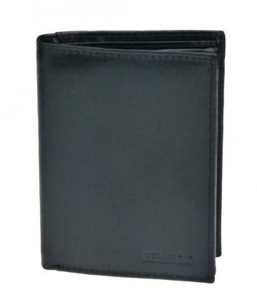 Pánska peňaženka Bellugio - čierná [968]