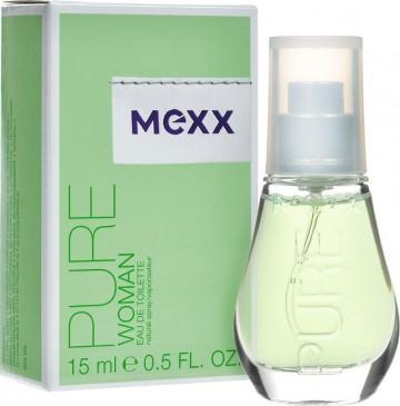 Mexx Pure Woman - toaletní voda pro ženy, 15 ml