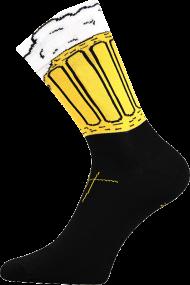 Ponožky Pivo3 - 1 pár, velikost 43-46