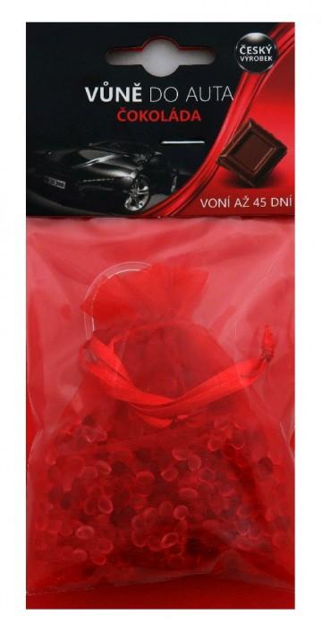 Osvěžovač vzduchu do auta čokoláda - sáček, 20g