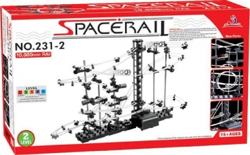 Spacerail 2 [10 méter, 2 golyó, 30 cm]