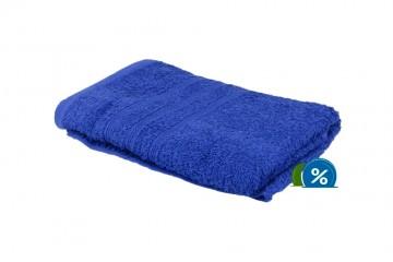 Froté ručník, 50x100 cm - tmavě modrý