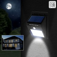Solární LED světlo s detekcí pohybu