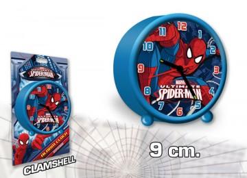 Budík Spiderman 9 cm