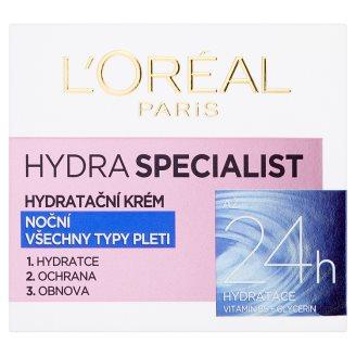 L'Oréal Paris - Hydra Specialist - noční hydratační krém, 50ml
