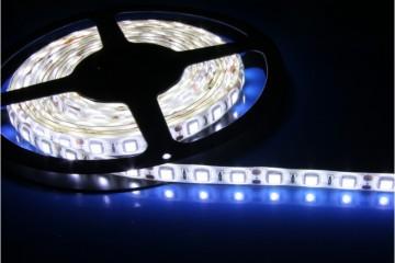 Bandă cu LED-uri albe 3528 - 5 metri