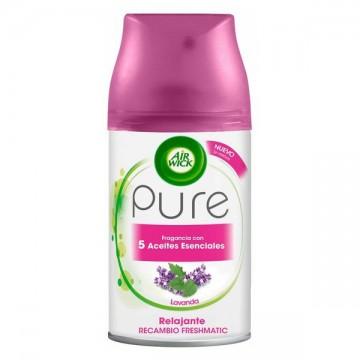 Air Wick Freshmatic Rezervă pentru odorizant - Pure Relaxing - lavandă, 250ml