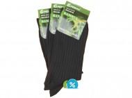 Pánské bambusové zdravotní klasické ponožky Pesail Z-101C - 3 páry, velikost 43-46
