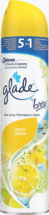 Glade by Brise - Aerosolový sprej - Svěží citrus, 300ml