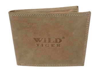 Portofel bărbați Wild Tiger - culoare nisip [973]