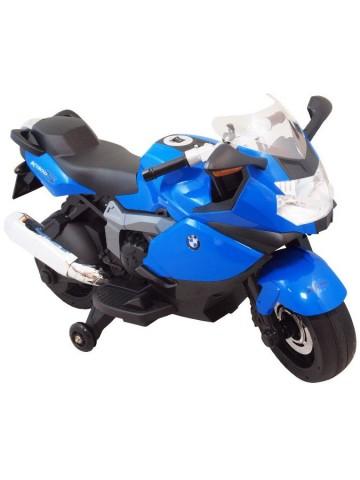 Elektrická motorka Baby Mix BMW modrá