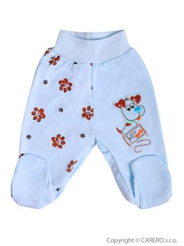Dojčenské polodupačky Koala Rexík modré