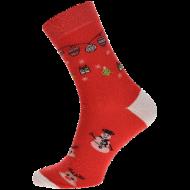 Ponožky - Vánoce - velikost 43-46