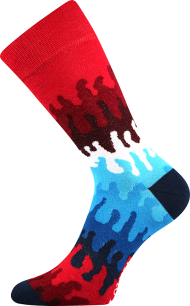 Ponožky Vlny - 1 pár, velikost 43-46