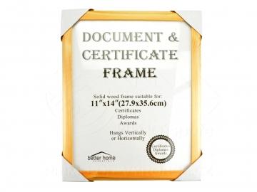 Dřevěný rámeček 27,9 x 35,6cm