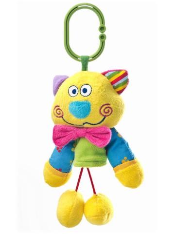 Edukačná plyšová hračka Sensillo mačička s melódiou