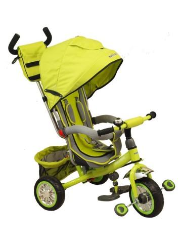 Dětská tříkolka Baby Mix zelená