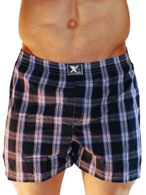 Pánské trenýrky Xtremen Outdoor Shorts Boxer TV 03, Velikost oblečení XL
