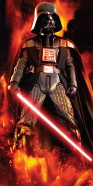 Fürdőlepedő Star Wars Darth Vader 70/140 cm
