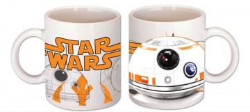 Keramický hrnek Star Wars BB8