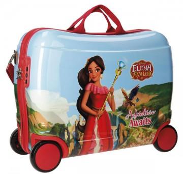 Dětský kufřík na kolečkách Princezna Elena z Avaloru MAXI