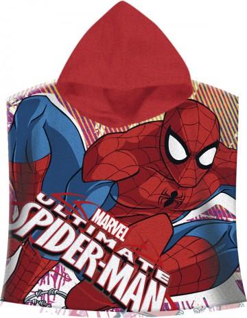 Pončo Spiderman 60/120