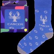 Ponožky - Zodiac - Rak - velikost 43-46