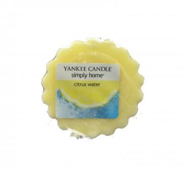 Yankee Candle 22g Tarts Citrus Water