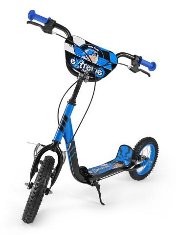 Dětská koloběžka Milly Mally Scooter Extrema blue