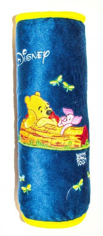 Polstrování pásu s polštářkem Medvídek Pů modrý