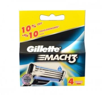 Gillette Mach3 4 NH UK