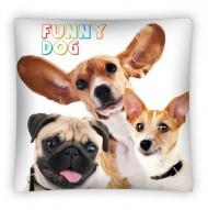 Kispárna huzat Funny Dog micro 40 40 62541b2898