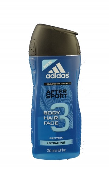 Adidas A3 SG Hair&Body After Sport, 250ml