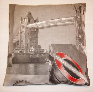 Povlak na polštářek Londýn 40/40