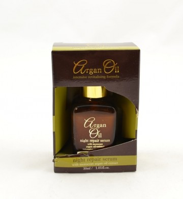 Argan Oil - Noční sérum, 30ml