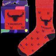 Ponožky - Zodiac - Býk - velikost 43-46