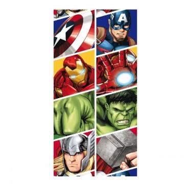 Osuška Micro Avengers Hrdinové 70/140