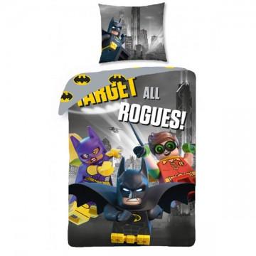 Povlečení Lego Batman 140/200, 70/90