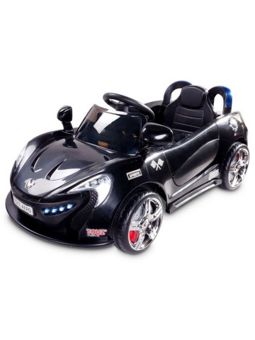 Elektrické autíčko Toyz  Aero - 2 motory a 2 rychlosti černé