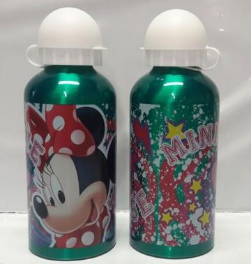 Alu láhev na pití Minnie zelená