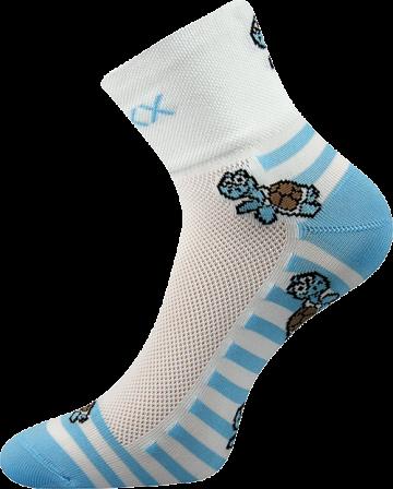Ponožky - Želvy - velikost 35-38