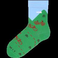 Ponožky - Kolo 2 - velikost 43-46
