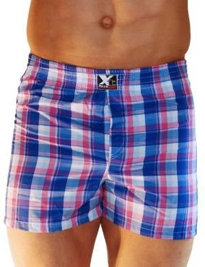 Pánské trenýrky Xtremen Shorts Boxer TH 15, Velikost oblečení S