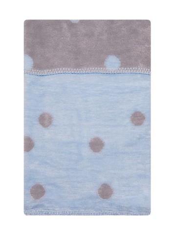 Detská deka Womar 75x100 modrá