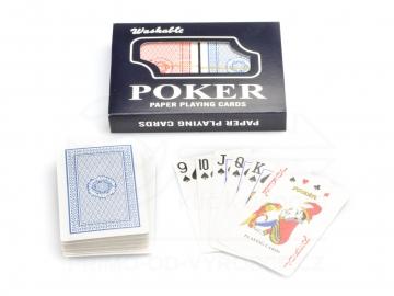 Kanaszta/ kártyajáték (104 kártya + 4x zsoli)