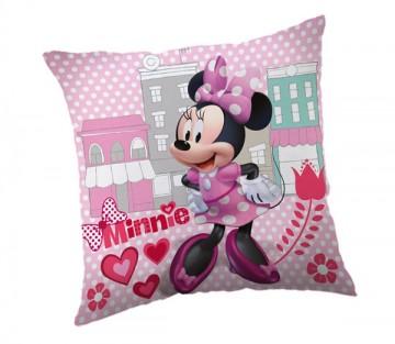 Povlak na polštářek Minnie pink micro 40/40