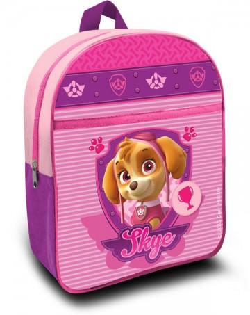 Dětský batoh s kapsou Paw Patrol Skye 30 cm