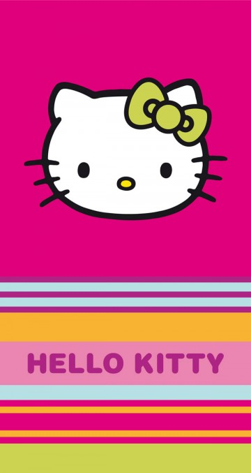 Osuška Hello Kitty Kim 85/160 cm