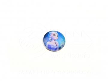 Ozdobný patent na náramek - Frozen 4